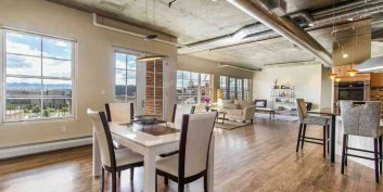 Loft Lifestyles in downtown Denver